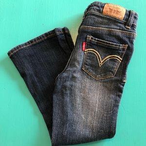 Girls Levi's Jeans
